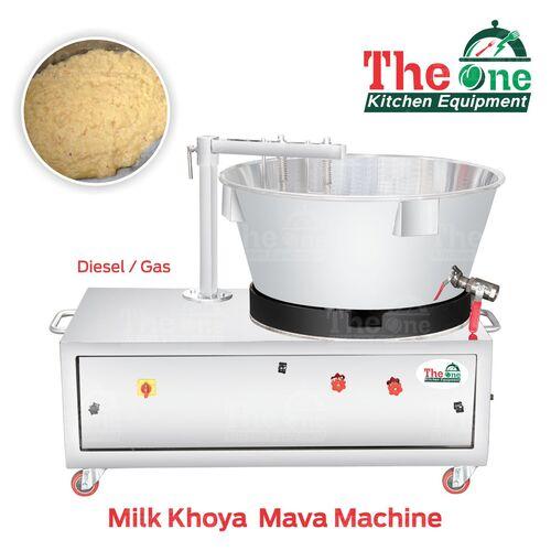 Milk Khoya Mava Machine