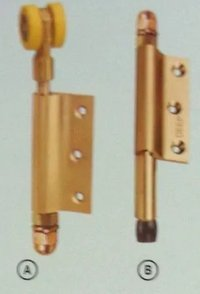 Standard Brass Side Hung Door Folding System