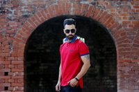 Mens Regular Fit Casual Polo T Shirts