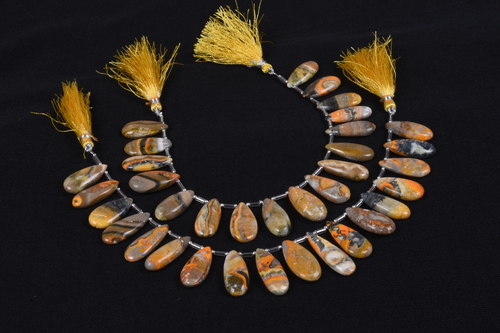 Bumble Jasper Beads