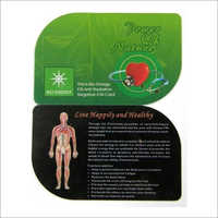 Bio Energy Card 2mm