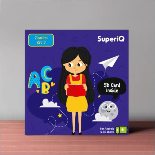 Super iQ SD Cards