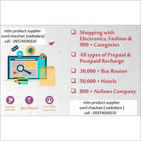 E-commerce Shopping Portal Services