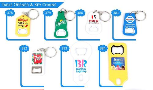 Table Opener & Key Chains