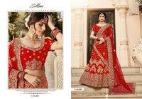 New Latest Designer Bridal Lehenga Choli