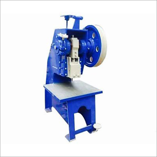 Single Phase Chappal Making Machine