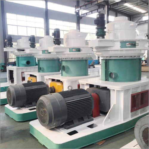 Wood Pellet Molding Machine