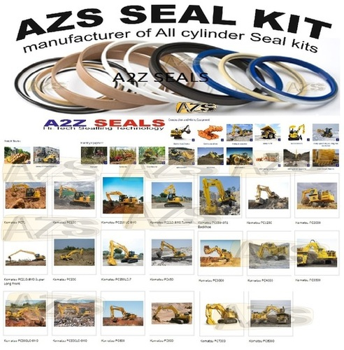 DUMPER SEAL KITS