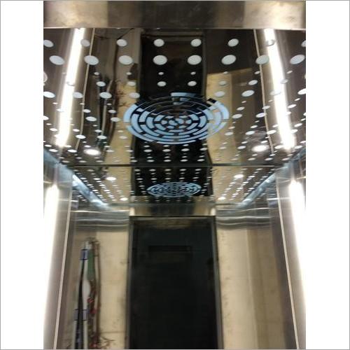 Steel Elevator Cabin