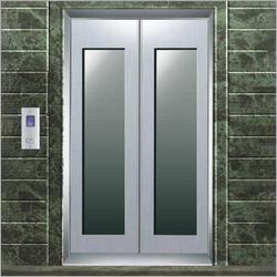 Automatic Elevator Door