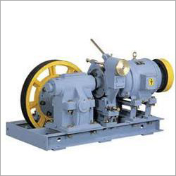 Elevator Gearless Traction Machine