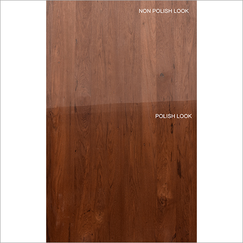 Metallic Amazon Teak Veneer Sheet