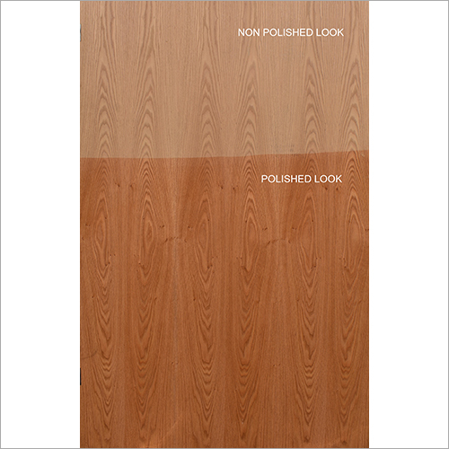 American Red Oak Crown Veneer Sheet