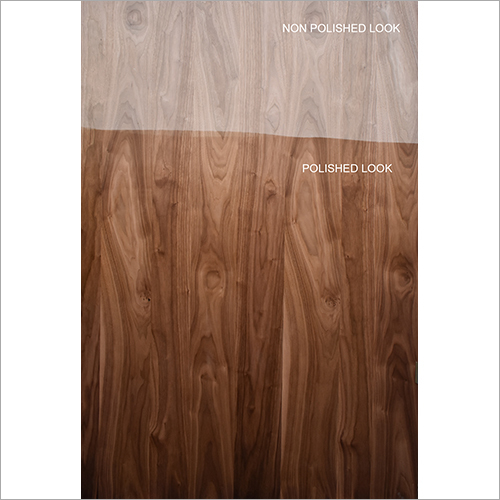 American Walnut Crown Veneer Sheet