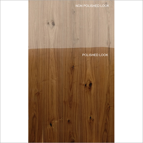 American Walnut Knotty Veneer Sheet