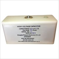 High Voltage Capacitor 30kV 0.01uF,Pulse Discharge Capacitor 30kV 10nF