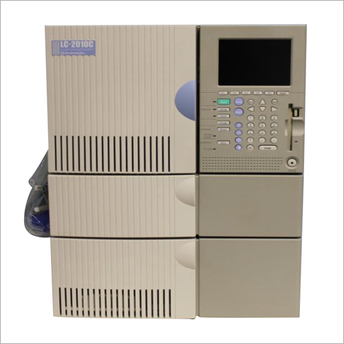 Refurbished Shimadzu 2010C HPLC Liquid Chromatograph
