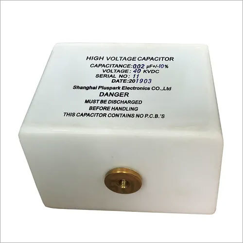 Capacitor 40kV 0.02uF,High Voltage Pulse Discharge and DC Capacitor 40kV 20nF