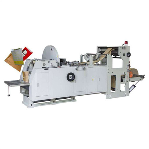 Brown Paper Cover Making Machine