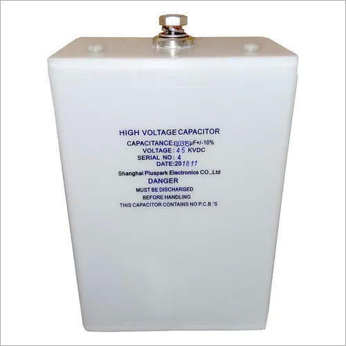 HV Capacitor 45kV 0.0315uF,Pulse Discharge and DC Capacitor 45kV 31.5nF
