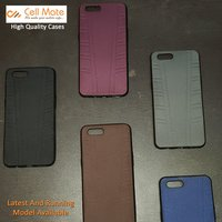Mophy Leather Mobile Back Cover
