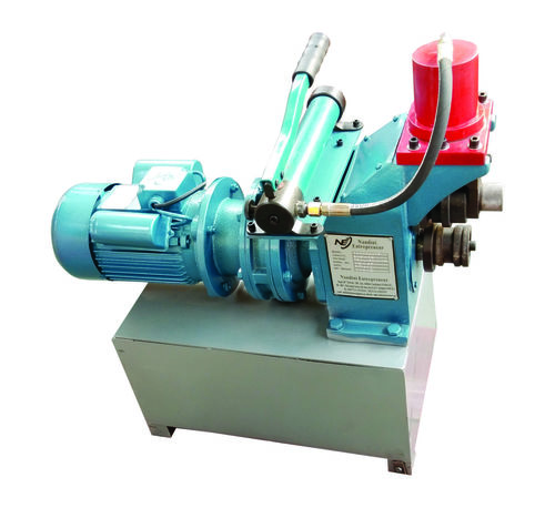 "Electric Pipe Grooving Machine Size- 3"" To 12"""