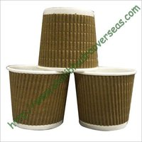 150ml Ripple Paper Cup