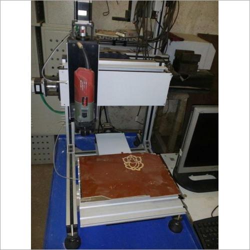 Mini CNC PCB Drilling Machine