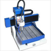 CNC Metal Engraving Machine