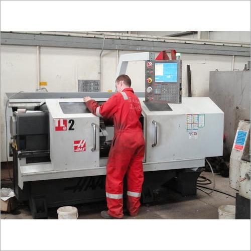 Commercial CNC Machine Repair Service