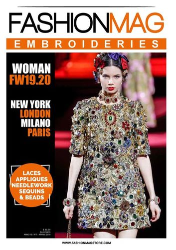 FASHION MAG EMBROIDERIES