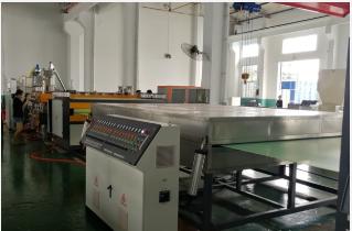 1220mm PC PE PP hollow sheet making machine