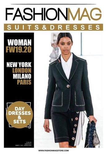 FASHION MAG SUITS AND DRESSES