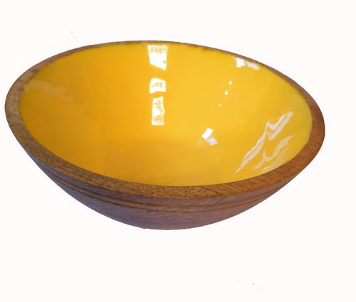 Small Wood Bowl