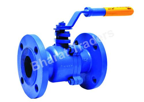 C.S. F/E 2Pc Ball  valve