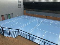 PU Indoor Sports Flooring