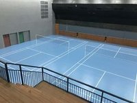 PU Indoor Sports Flooring