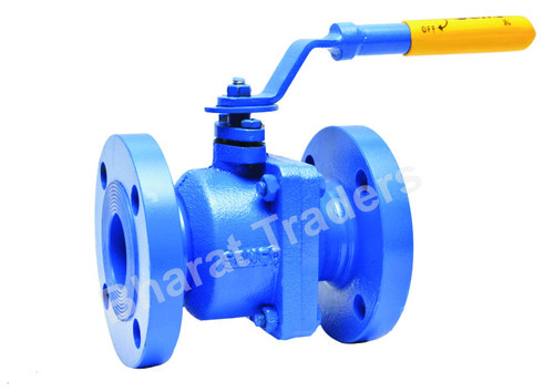 M.S. (FG-200) F/E 2Pc Ball Valve