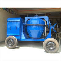 Hand Feed Concrete Mixture Machine