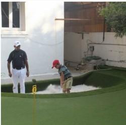 Sports Flooring Golf Grass Mat