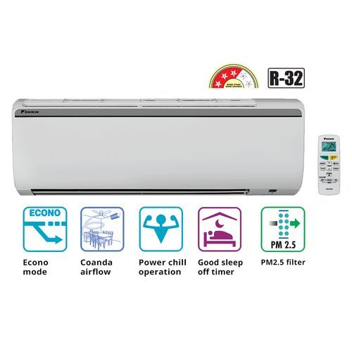 daikin 1.5ton 3star inverter split ac(GTKL50TV16U)