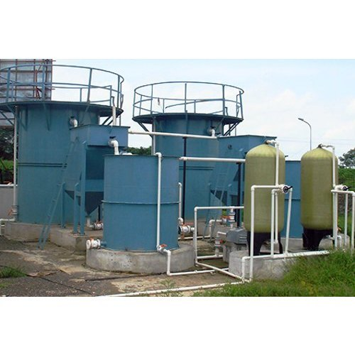 Sewage Cum Effluent Treatment Plant