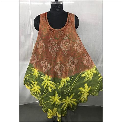 Umra Dye Umbrella Dress