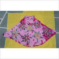 Umra Dye Pink Umbrella Dress