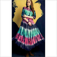 Designer Umbrella Umra Dress