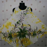 Umra Dye short Top Umbrella Dress
