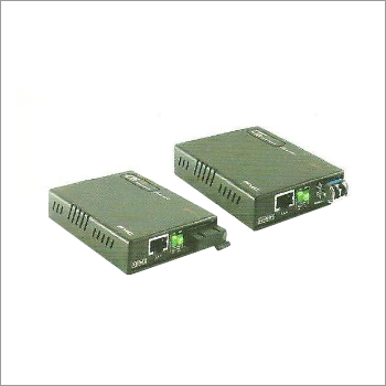 Fast Ethernet Band Media Converter