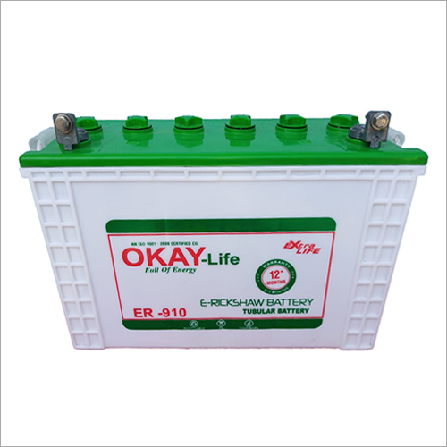 Industrial E-Rickshaw Battery