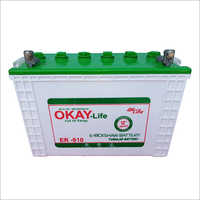 E-Rickshaw Battery 80 AH