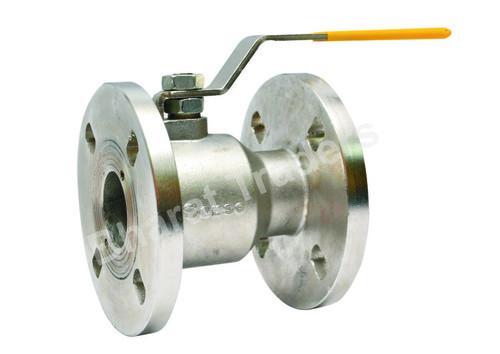 S.S. F/E 1Pc Ball valve